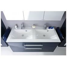 Двойная раковина для ванной