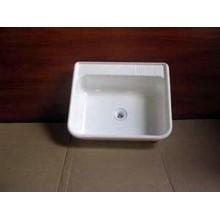 Пластиковая раковина для ванной